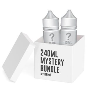 240ml Mystery Bundle (2x120ml) - 2x120ml / 3mg