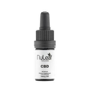 NuLeaf Full Spectrum CBD Oil Tincture (5mL)