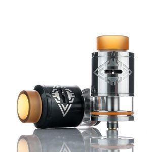 OBS Crius RDTA Rebuildable Atomizer - Black
