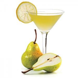 Pear Cosmopolitan