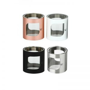 Aspire PockeX Pyrex Tube - Stainless Steel