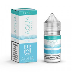 Aqua Nicotine Salts Fresh Rush (30mL)