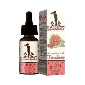 Savage CBD Pink Grapefruit CBD OIl Tincture