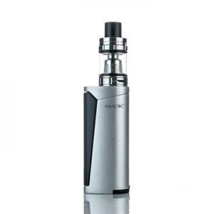 SMOK PRIV V8 60W TC Vape Starter Kit - Silver/Black