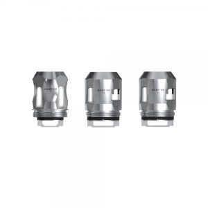 SMOK TFV8 Baby V2 Tank Replacement Coils (3-Pack) - A1 V2 0.17 ohm / Stainless Steel