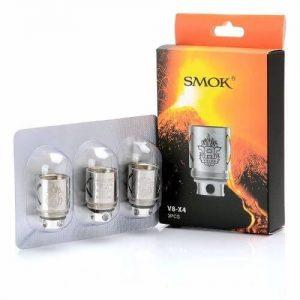 Smok TFV8 V8-X4 Coil (3 Pack) - 0.15ohm