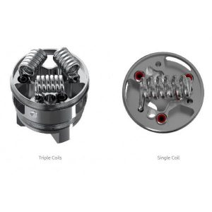 SMOK TFV12 Replacement V12-RBA Deck - Dual Coil RBA