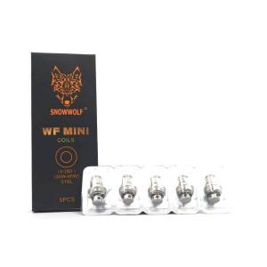 SnowWolf WF Wolf Mini Replacement Vape Coils (5-Pack)