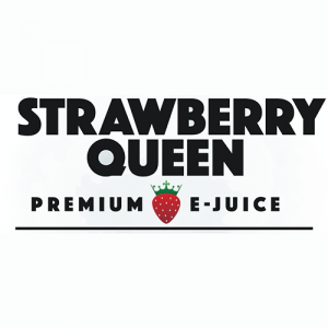 Strawberry Queen Premium E-Juice - The Jester - 60ml / 6mg