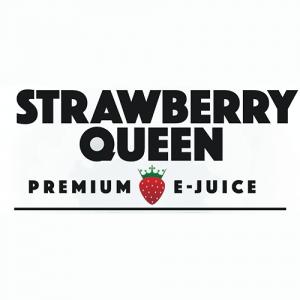 Strawberry Queen Premium E-Juice - The Queen - 60ml / 6mg