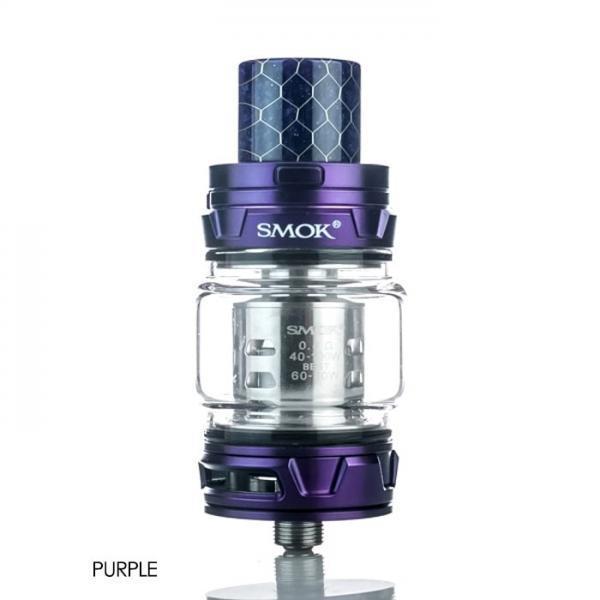 Smok TFV12 Prince Sub Ohm Vape Tank - Purple