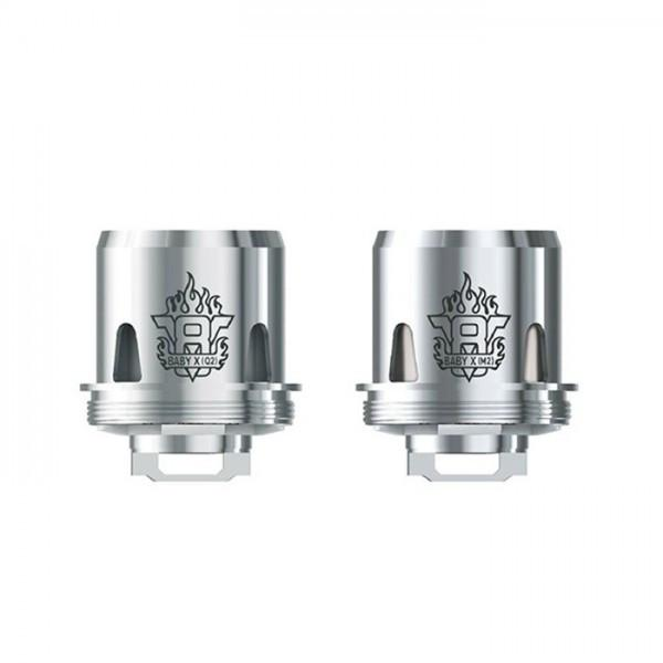 SMOK TFV8-X Baby Tank Replacement Coils (3-Pack) - M2X 0.25ohm