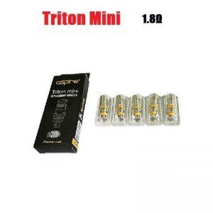 Aspire Triton Mini Coil - 1.8ohm Clapton Coil