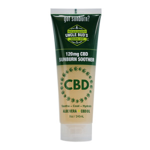 Uncle Bud's Sunburn CBD Soother