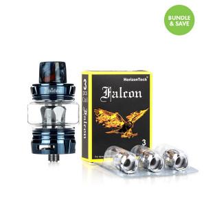 Horizon Falcon Sub Ohm Vape Tank Bundle