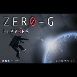 Zero-G Vape - Vanilla Custard - 15ml / 0mg