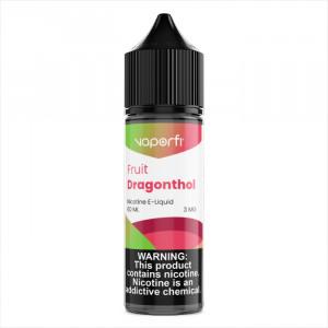 VaporFi Fruit Dragonthol E-Liquid (60ML)