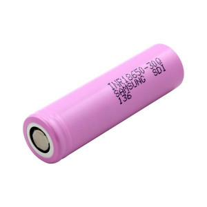 Samsung 18650 30Q Pink Battery - Single