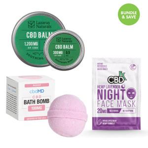 Irresistible CBD bundle