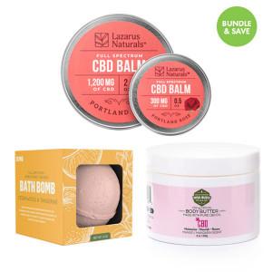 Pure Skin CBD Bundle