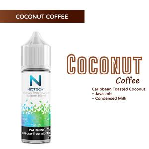 Coconut Coffee Vape Juice