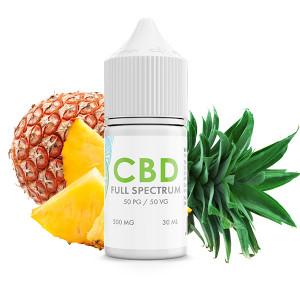 Island Pineapple CBD  E-Liquid Blend