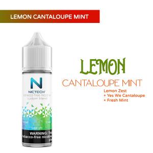 Lemon Cantaloupe Mint Vape Juice