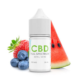 Melon Berry Razz CBD