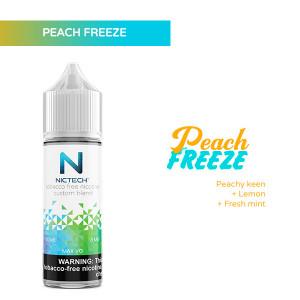 Peach Freeze Vape Juice