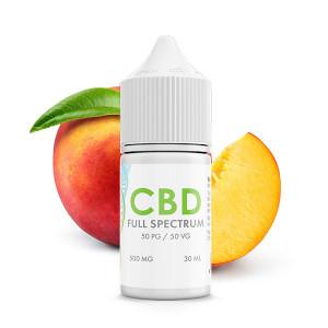 Peachy Keen CBD E-Liquid Blend