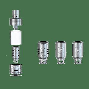 TFV4 Quad & Triple Coils (5-Pack)