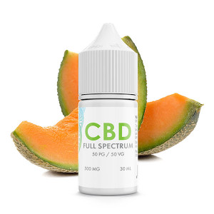 Yes We Cantaloupe CBD E-Liquid Blend