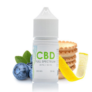 Zesty Blueberry CBD