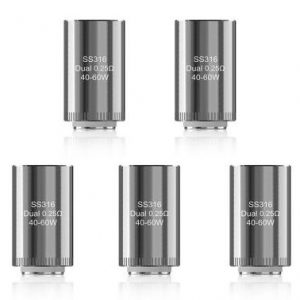 Eleaf LYCHE Atomizer Replacement Coil 0.25ohm - 5pcs/pack