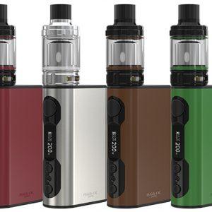 Eleaf iStick QC 200W Full Kit with MELO 300 - 3.5ml & 5000mAh