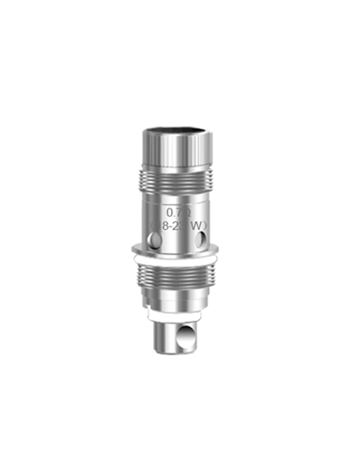 Aspire Nautilus 2 Replavement Coil Head 0.7ohm - 5pcs/pack