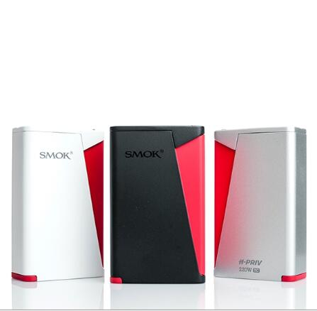 SMOK H-PRIV 220W TC Mod