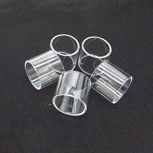 SMOK TFV8 Baby Replacement Glass Tube - 5pcs/pack