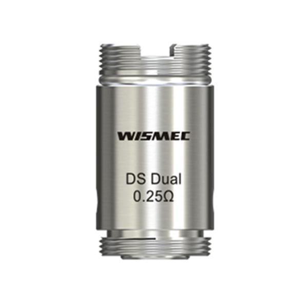 WISMEC Motiv DS Dual Replacement Coil 0.25ohm - 5pcs/pack