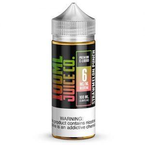 100ml Juice Co - Strawmelon Punch - 100ml / 6mg