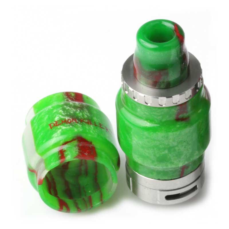 Demon Killer Resin Tube for Aspire Cleito Tank Random Color