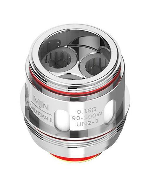 UWELL Valyrian II Replacement Coils (2 Pack) - Triple Mesh 0.16 ohm