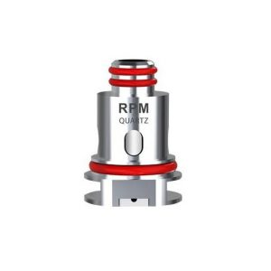 SMOK RPM Coils - Quartz 1.2 ohm (5 Pack) - 1.2 ohm