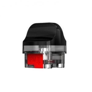 Smok RPM 2 Replacement Pod (3 Pack) - Bright Black