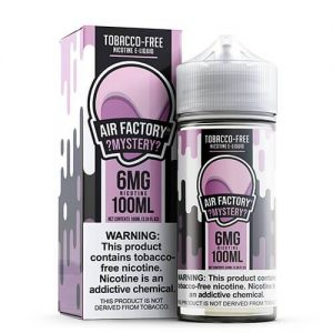 Air Factory eLiquid Synthetic - Mystery - 100ml / 6mg