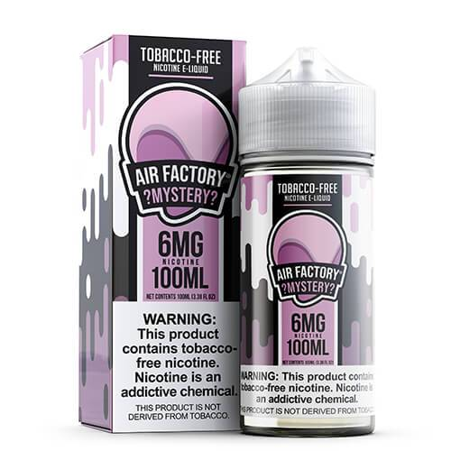 Air Factory eLiquid Synthetic - Mystery - 100ml / 3mg