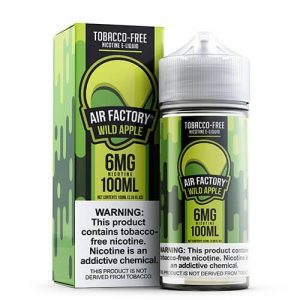 Air Factory eLiquid Synthetic - Wild Apple - 100ml / 6mg
