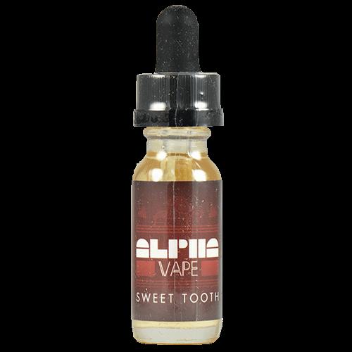 Alpha Vape - Sweet Tooth - 30ml - 30ml / 0mg