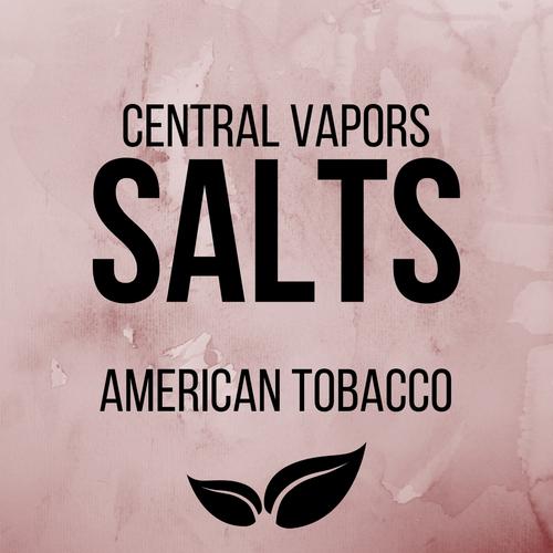 American Tobacco - Salt E-Liquid
