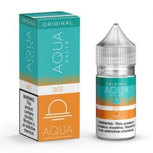 Aqua eJuice Synthetic SALTS - Oasis - 30ml / 50mg